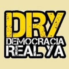 Democracia real YA! Social Profile