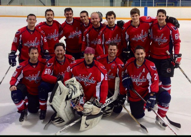 Capitals Hockey Team ( Capitals AHL)  ef891ba5a38