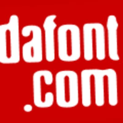 Logo dafont.com