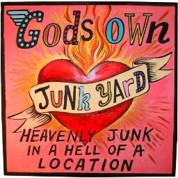 Logo de la société God's Own Junkyard