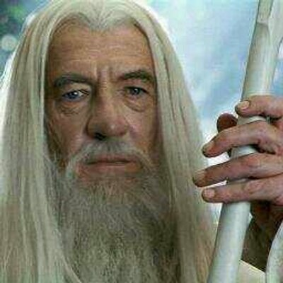Gandalf El Blanco At Magograngolf Twitter