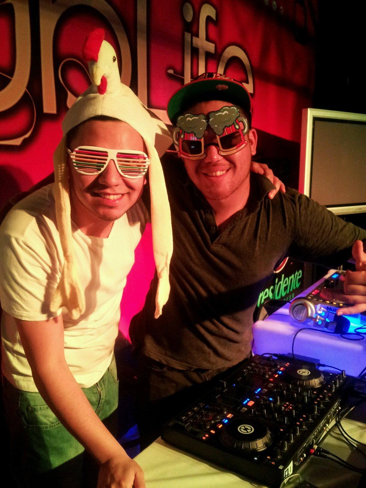 DJ πίπα