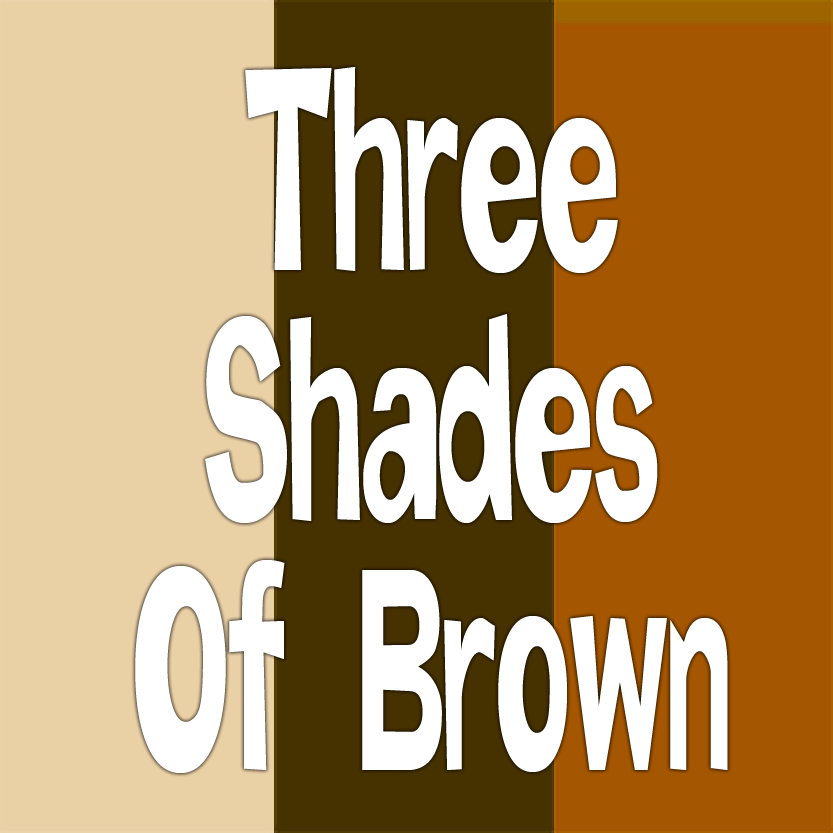 3 Shades Of Brown on Twitter: