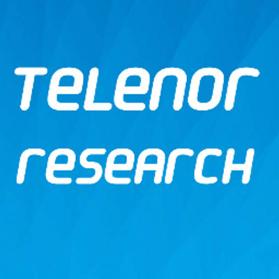telenor research Telenor research published the key global telco trends identified for 2016.