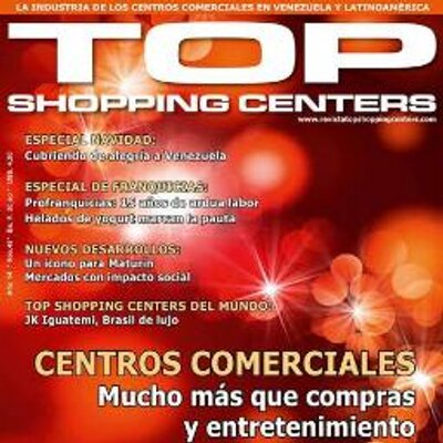Revista Top Shopping | Social Profile