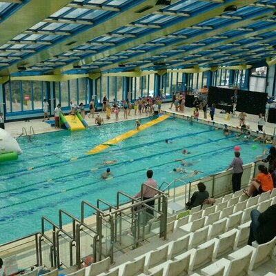 Sima piscina segovia segoviasima twitter - Piscina climatizada segovia ...