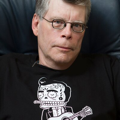 Stephen King on Muck Rack