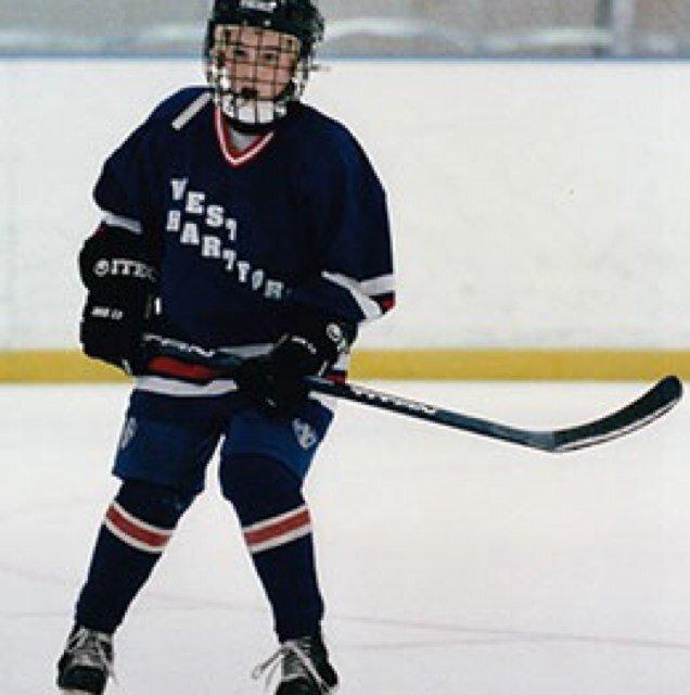Hockey duster jokes