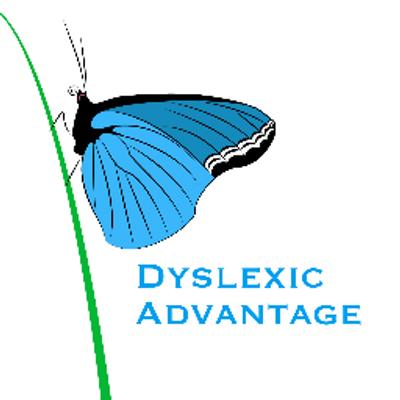 Dyslexic Advantage (@dyslexicadv) Twitter profile photo