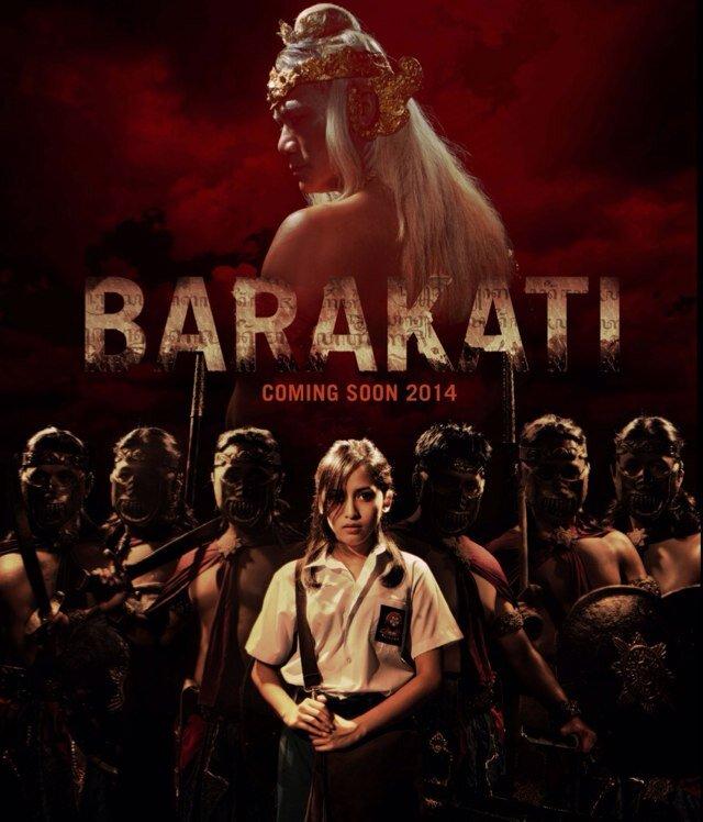 постер фильма Barakati