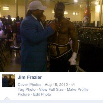 Smokin' Jim Frazier on Muck Rack