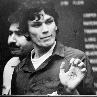 a description of the serial murderer richard ramirez as the right hand man of satan Serial killer richard ramirez  did fit the description of the night stalker  called jason mosshe was a student,studying serial killers right-wrote to.