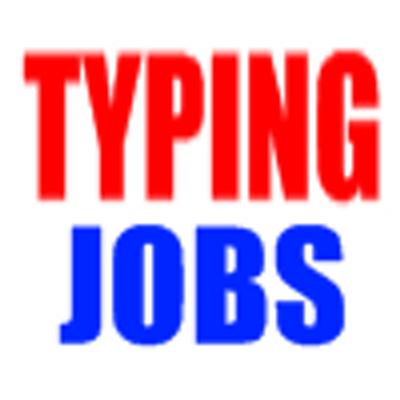 Typing Jobs (@typing_jobs) | Twitter