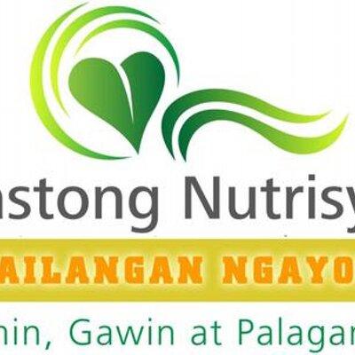 wastong nutrisyon Theme: sa wastong nutrisyon ni mommy, siguradong healthy si baby 33rd seminar series abstract theme: nutrisyon ng pamayanan, yaman ng buong bayan.