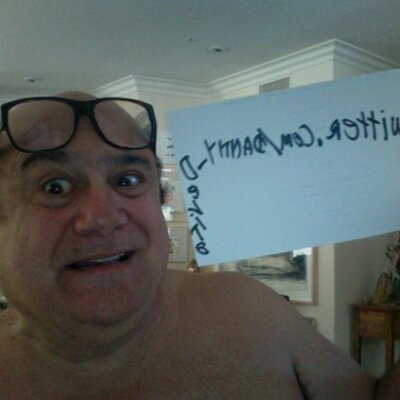 Danny Devito On Twitter Your Shrine Honors Me My Heart Is Filled