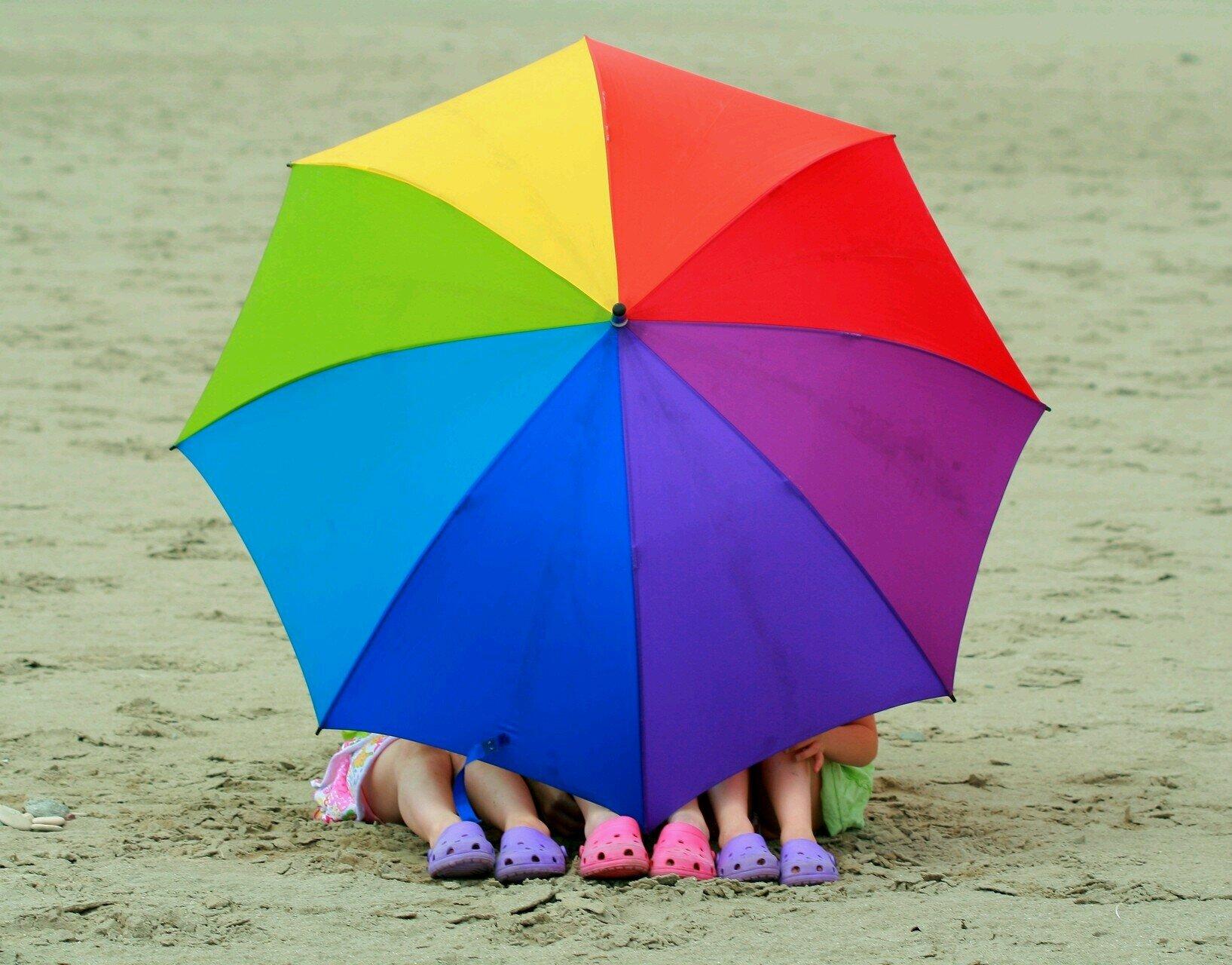 картинки яркого зонтика самые