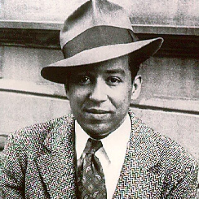 robert frost james langston hughes and