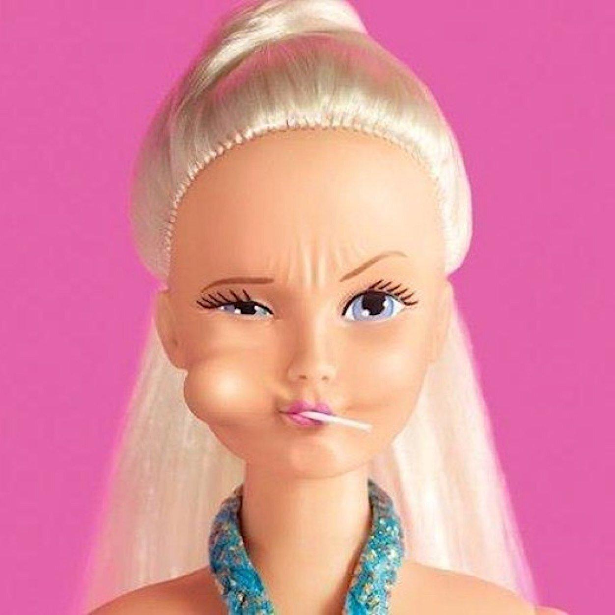 Barbie Wallpaper Tumblr: Bad Bitch Barbie (@BadTrickBarbie)
