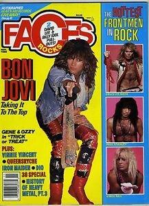 Faces Rocks magazine