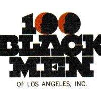 100 Black Men of LA ( @100BlackMenLA ) Twitter Profile
