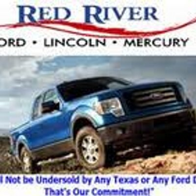 Red River Ford >> Red River Ford Redriverfordok Twitter