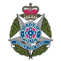 Victoria Police twitter profile