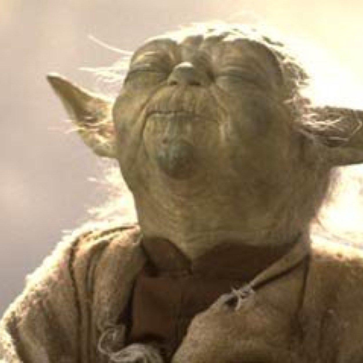 Yoga Yoda On Twitter At Butterxiaojw Whole Body Aching After Yoda