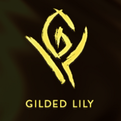 Guilded Lily Nightclub official logo.