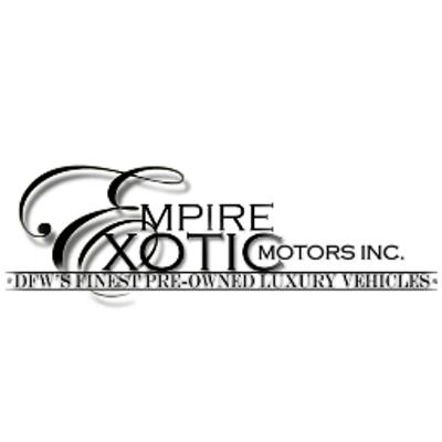 Empire Exotic Motors Empireexoticinc Twitter
