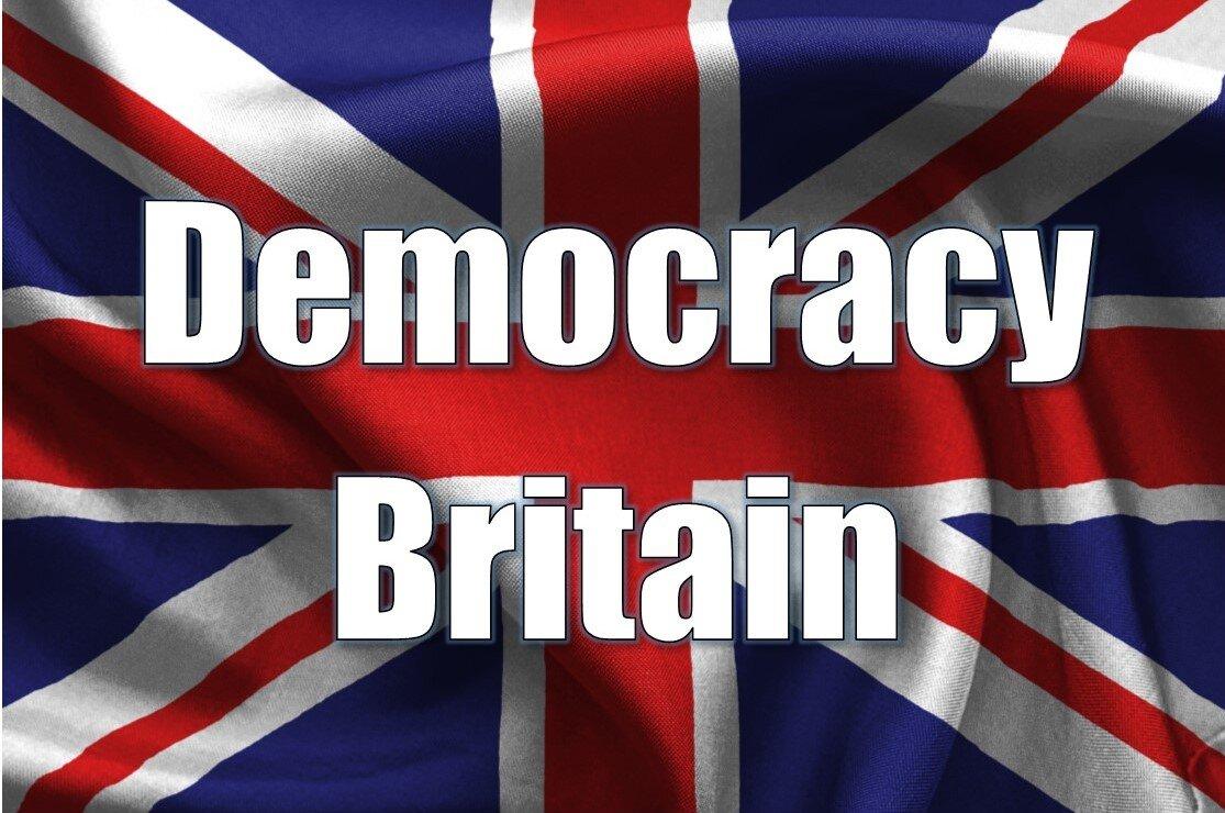 democracy britain democracybrit twitter