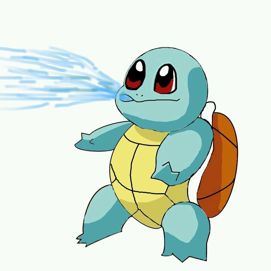 Squirtle water — photo 7