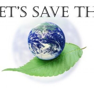 save environment save earth twitter
