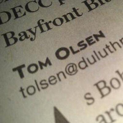 Tom Olsen on Muck Rack