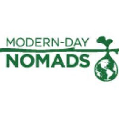 Modern Nomads Logo Modern-day Nomads