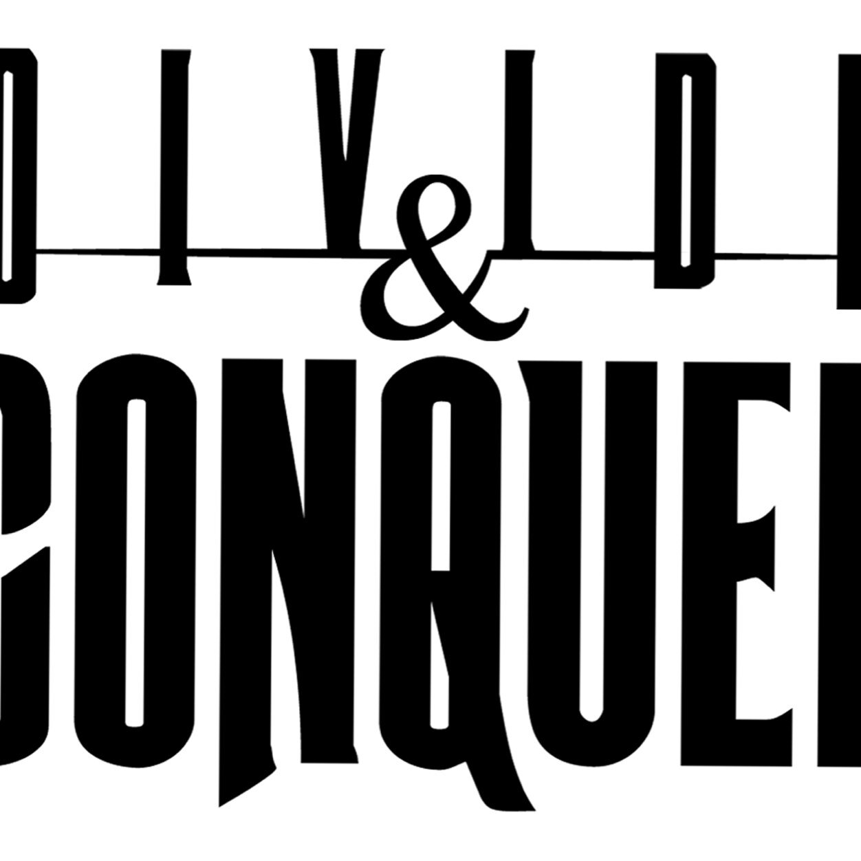 DIVIDE AND CONQUER EBOOK