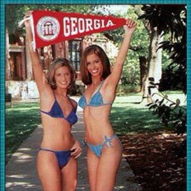 university of georgia girls nude