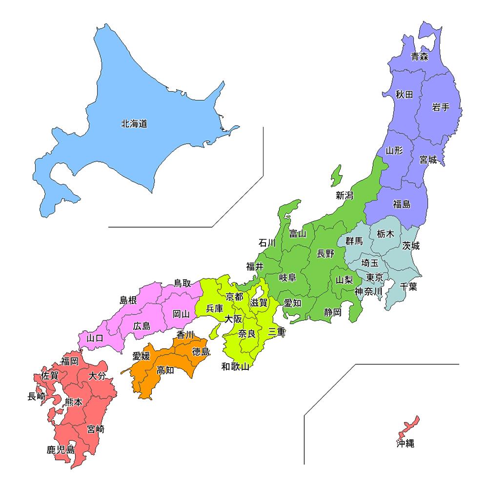 地図bot 中部地方https T Co Gy6ax2vjvh