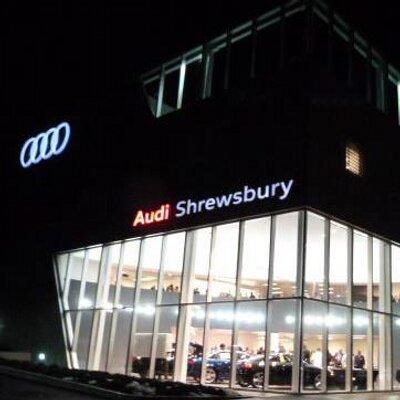 Audi Shrewsbury AudiShrewsbury Twitter - Audi shrewsbury