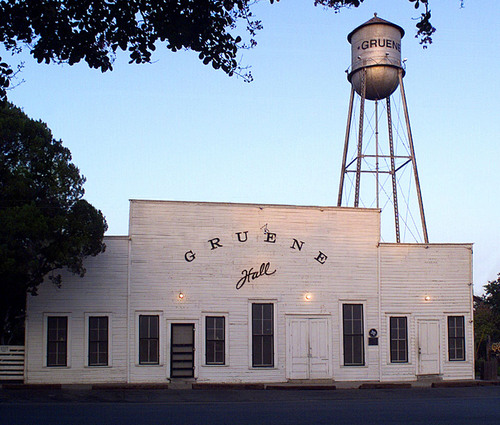 Official GrueneHall Social Profile