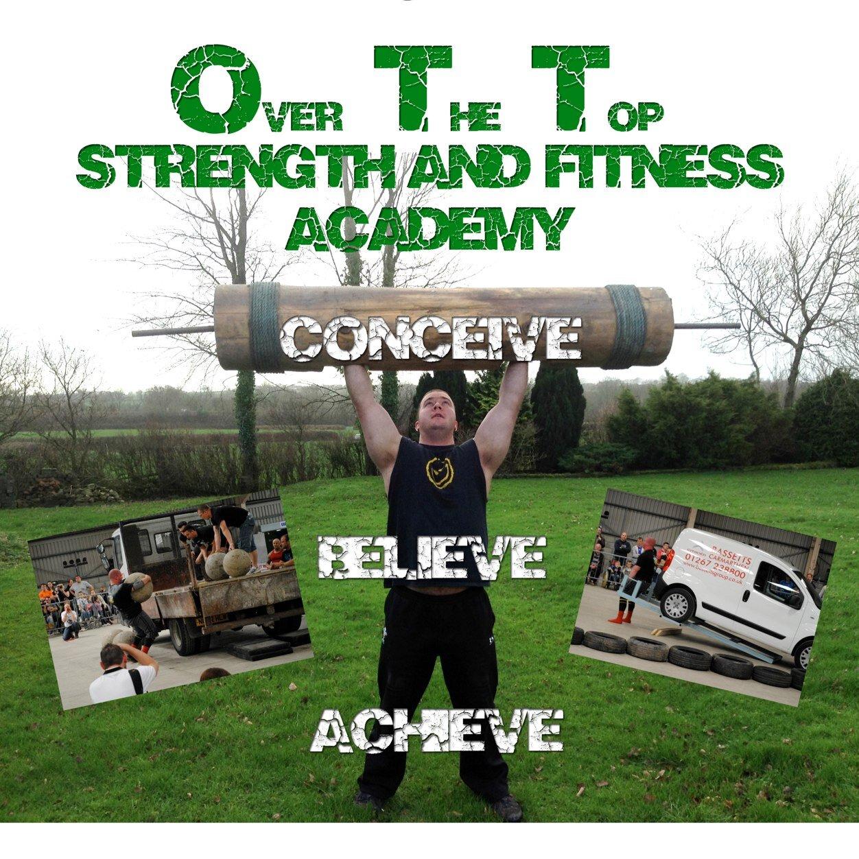 OTT Academy (@hywelowenthomas) | Twitter