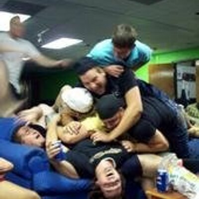 Why is dogpile gay