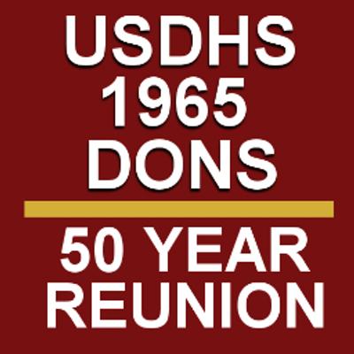 USDHS 1965 REUNION (@usdhs65) | Twitter
