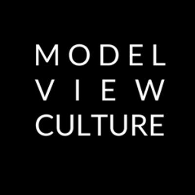 model view culture