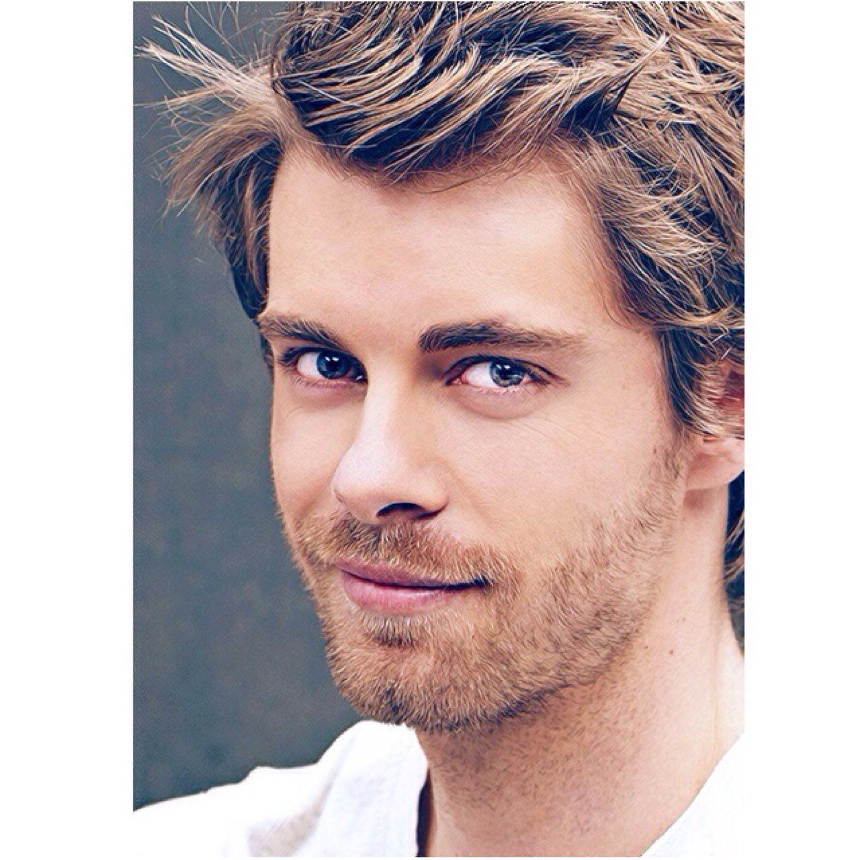 luke mitchell gallery