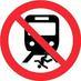 鉄道事故関連ニュースのアイコン