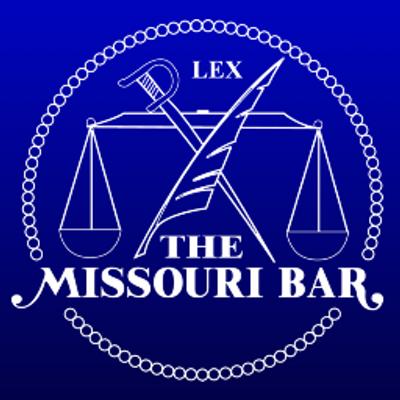Image result for missouri bar logo