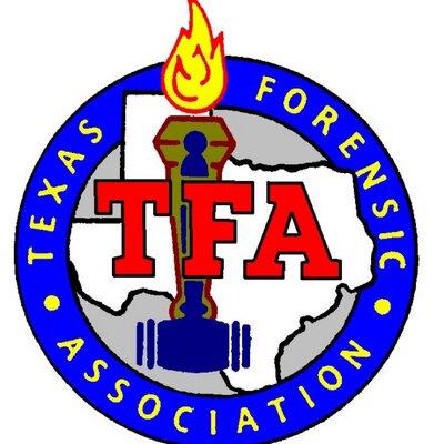 Texas Forensic Assoc (@txfastate) | Twitter