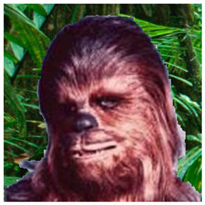 chewbacca cr wookie twitter
