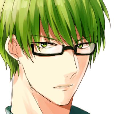 Výsledek obrázku pro Midorima Shintarou face