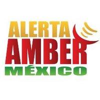 Alerta AMBER México twitter profile